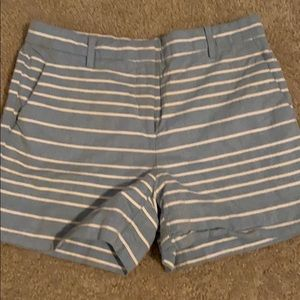 GAP stripped shorts